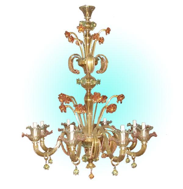 lampadari veneziani murano : Lampadari Murano Veneziani - Lampadari Murano